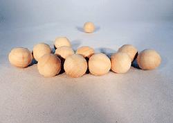 Wood Craft Ball 7/8 inch | Bear Woods Supply