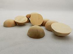 Wood Craft Ball 1-1/2 inch | Bear Woods Supply