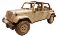 Wooden toy pattern Jeep Truck   Bear Woods Supply