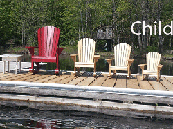 adirondack rocking chair plans bear woods supply
