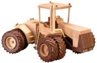 Woodworking Patterns Articulated Tractor | Bear Woods Supply