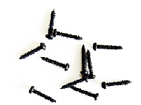 decorative screws for wood working with round heads | Bear Woods Supply