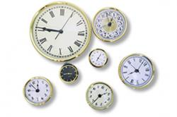 Clock Inserts and Quartz Clock Fit-ups