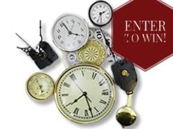 Win clock parts