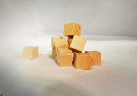 CU-050 Wood Cubes | Bear Woods Supply