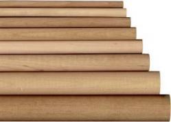 Buy ash dowel rods, ash dowels | Bear Woods Supply