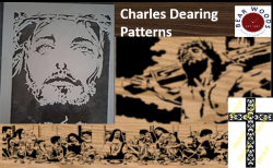 Scroll saw patterns religious