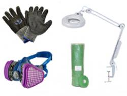 Workshop Safety and Lighting supplies