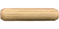 Shop for multi-groove fluted dowel pins | Bear Woods Supply