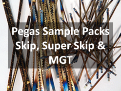 Pegas Scroll Saw Blades Sample Pack