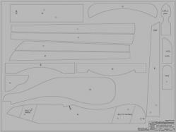 Sample adirondack chair templates