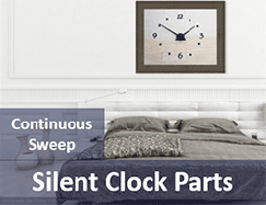 Silent Clock Parts