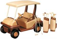 Golf Cart Woodworking Pattern | Bear Woods Supply