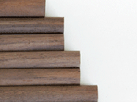 buy walnut dowel rods and walnut dowels | Bear Woods Supply