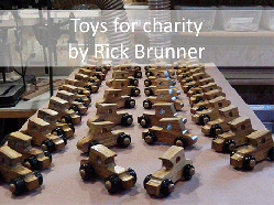 Toys for Charity by Rick's Toybox