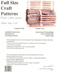 LOBSTER TRAP PLAN                     (Closeout Sale)