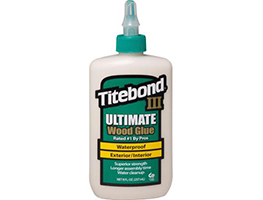 Titebond III Ultimate Wood Glue - 8 oz