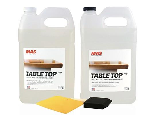 MAS Table Top Epoxy 2 Gallon