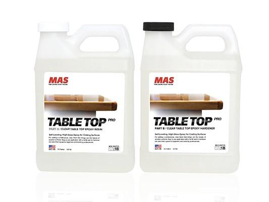 MAS Table Top Epoxy Resin 2 quart