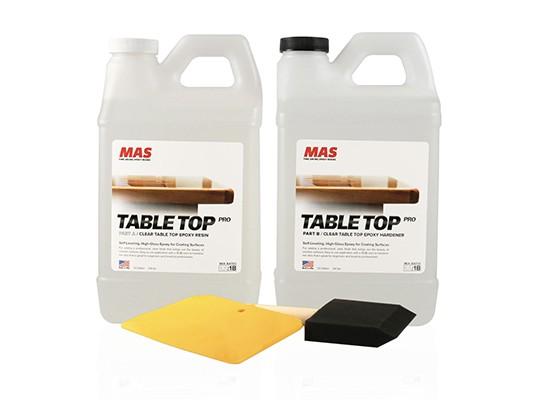 MAS Table Top Epoxy Resin