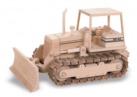 Woodworking Patterns The Dozer | Bear Woods Supply