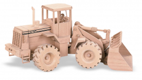 Woodworking Patterns The Front-End Loader | Bear Woods Supply