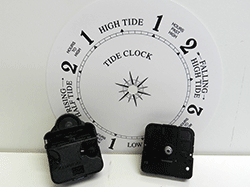 Shop for time and tide clock parts, movements | Bear Woods Supply