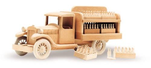 Plan Toys Train Joys : The pop truck inch woodworking plan