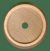 wooden train wheels