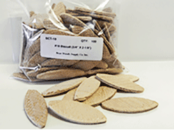 Buy wood joinery biscuits, joining biscuits | Bear Woods Supply