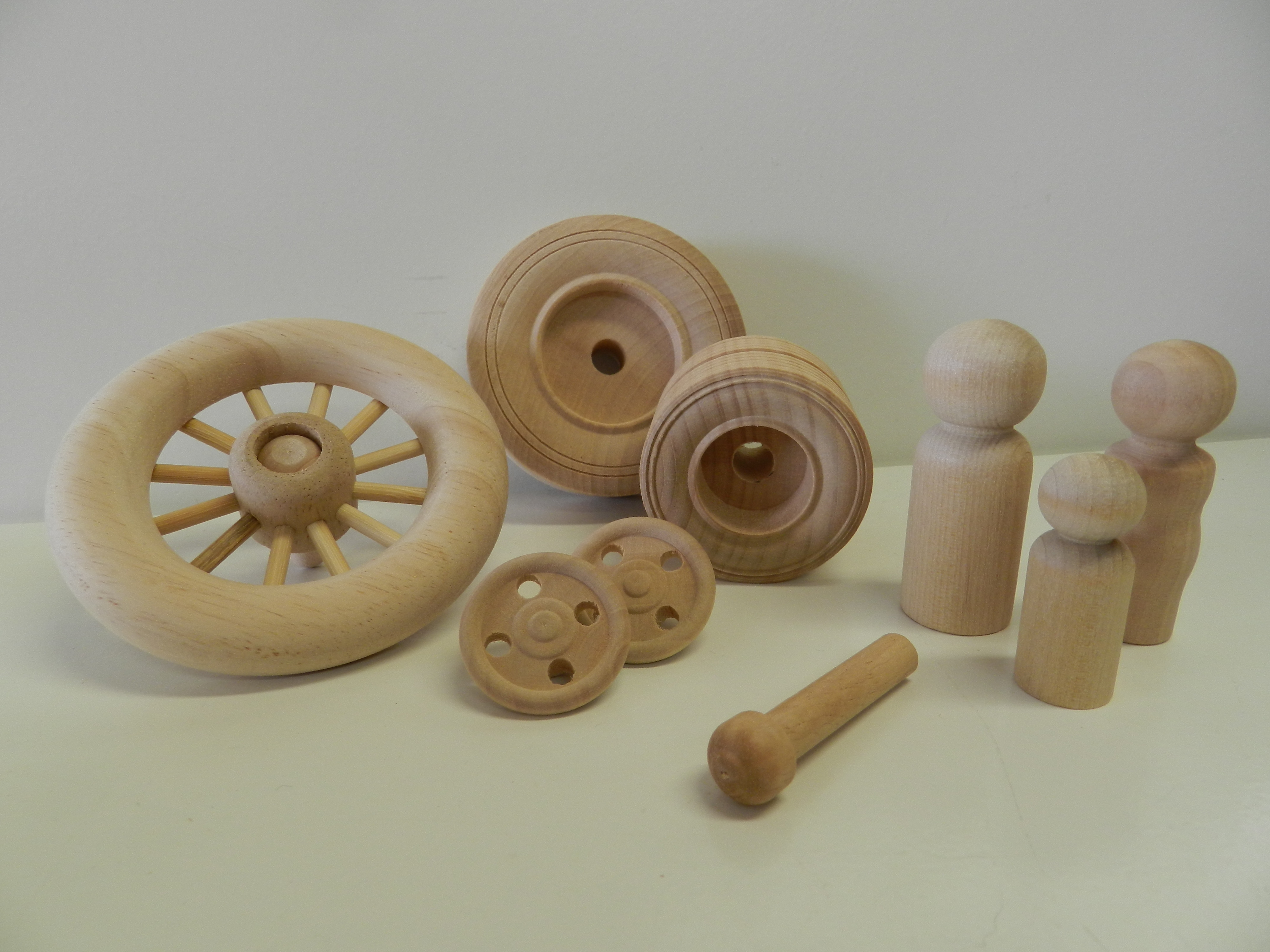 Wood Toy Donation To Help Woodworkers Bear Woods Match