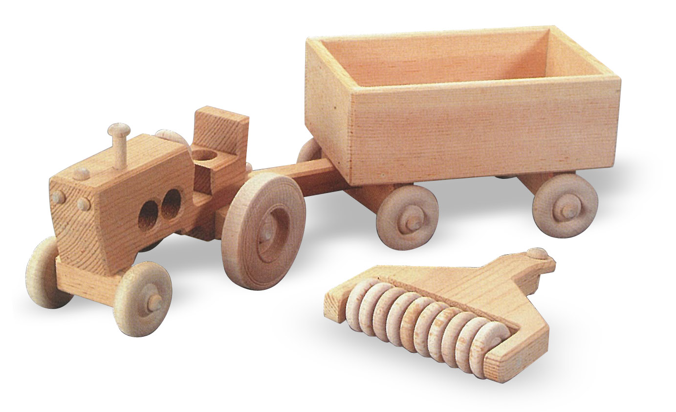 Wooden Trucks Toys And Joys : Wood toy plans buy model car and truck patterns by