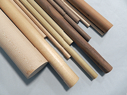 Wooden Unfinished Dowel Rods | Bear Woods Supply