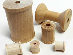 Buy wooden spools | Bear Woods Supply