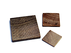 Buy wooden squares and tiles | Bear Woods USA