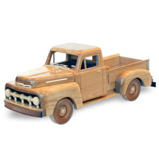 "1951 Ford Pickup Pattern 18"""