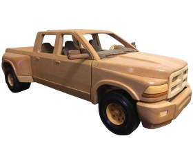The Dulley Pick-Up | Bear Woods Supply