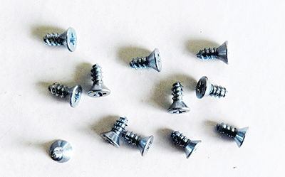 Buy Zinc Plated Phillips Screws | Bear Woods Supply